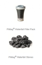 Div. Nikken-Wasserfilter: