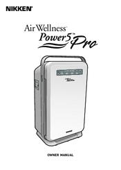 Filter-Ersatz zu Nikken ALTE Generation Luftfilter