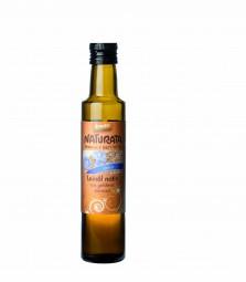 Leinöl nativ, in Glasflasche, schonend gepresst, 250ml Bio Omega 3, nativ, 100% bio, glutenfrei, veg